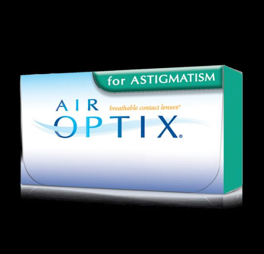 Air Optix Astigmatic 3 pack